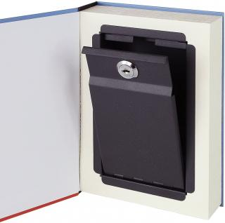Mousyee Caja Fuerte de Diccionario Adecuada para Cosas Personales Rojo Caja de Seguridad en Forma de Libro Caja Fuerte para Libros de Diversi/ón Caja de Almacenamiento Peque/ña